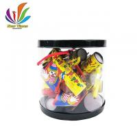 Multicolored Confetti Fireworks Gun Shape For Birthday Party Celebration Manufactures