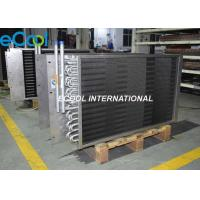 Quality Stainless Steel Finned Tube Heat Exchanger / OEM Fin Type Heat Exchanger for sale