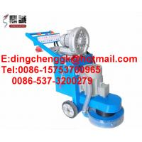 two wheel hand concrete grinder Manufactures