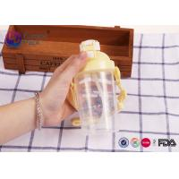 Round Healthy Leak Proof Kids Plastic Water Bottles Childrens Drink Bottle Manufactures