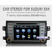 China Bluetooth Car Stereo Autoradio GPS Navigation SatNav DVD Player on sale