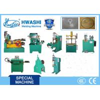 High Efficiency  Wire Mesh Welder in Fan Guard Production Manufactures