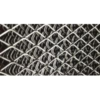 Perforated Diamond Expanded Metal Aluminium Mesh With Customized Size Manufactures