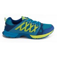 Outdoor Sneakers Free Running Shoes Breathable Blue / Navy PU Mesh