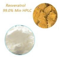 Dietary Supplements Resveratrol 99.0% HPLC Preventing Age-related Disorders Manufactures