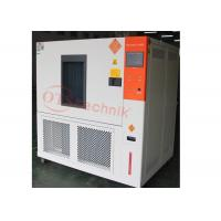 China Fast Rapid High Low Temperature Thermal Cycle Chamber With SUS# 304 Stainless Steel Body on sale