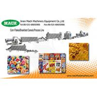Nutritious breakfast cereals processing line Manufactures
