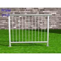 Balcony stainless steel railing with stainless steel handrail design system Manufactures