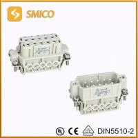 Heavy Duty Connectors industrial multipole connector HA-010 Manufactures