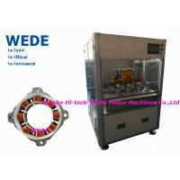 inslot coils winding machine for brushless motor stator used in the refrigerator compressor, exhaust fan etc Manufactures