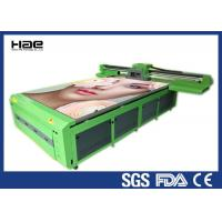 HAE-2030 Eight Printing Head Uv Flatbed Printing , Compact All In One Printer Manufactures
