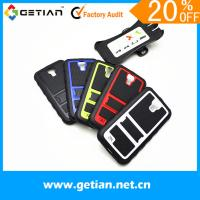 Transparent Cell Phone Protective Cases For Samsung galaxy s4 Manufactures