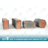 High quality titanium copper composite bar Clad Metal Sheet Manufactures