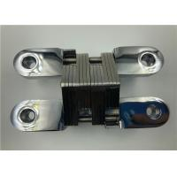 China Anti Rust Heavy Duty Concealed Hinges For Doors ConvenientToClean on sale