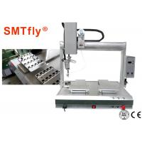 Dual Table Customized Robotic Soldering Machine For PCB SMTfly-412 Long Life Time Manufactures