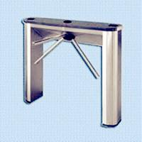 Full Automatic  Entrance Security Gates Time Attendance System Waterproof Manufactures