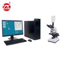 Abnormal Shaped Fiber Test Profile Fiber Fineness Comprehensive Analyzer Manufactures
