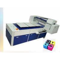 Digital T Shirt Printing Machine Flatbed T Shirt Machine For Ricoh Printer Manufactures