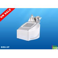 Ultrasonic Liposuction Cavitation Slimming Machine , Wrinkle Removal / Facial Tightening Manufactures