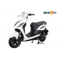 Electric Hub Motor Scooter , Electric Sport Scooter F / R DISC Brake Manufactures