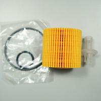 Toyota Corolla Prius Auto Oil Filters High Filtration Efficiency 04152-37010 Manufactures