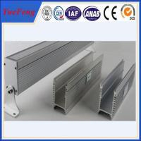 factory price aluminum extruded led waterproof outdoor wall lighting washer shell Manufactures