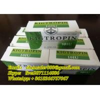 China Legal Human Growth Hormone Jintropin Hygetropin Igtropin HGH for bodybuilding 10IU/vial,10vials/kit Lyophilized powder on sale