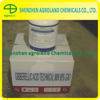 77-06-5 Plant Growth Regulator Ga3 Gibberellic Acid 90%Tech 20%Tab 10%Tab 10%SP Manufactures