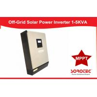 China 1KVA - 5KVA Pure Sine Wave Solar Power Inverters SSP3118C With LCD Setting on sale