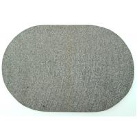 Quality Basalt Steak Stone Grill Plates , Oval Stone Grill Hot Plates For Cooking for sale