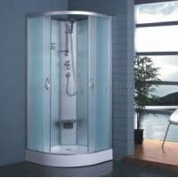 Tempered Glass Shower Cabin (MJY-8065) Manufactures