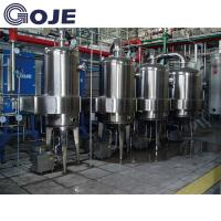 China Plate Type Efficient Multiple Effect Evaporation For Sugar Food Industry for sale