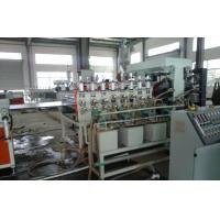 China PVC Foam Board  Extrusion Machine , PVC Decoration Foam Board Production Line on sale