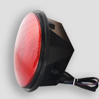 China EN12368 CE Certification and Ultra Bright LED Light source 200mm Traffic Signal Light Modules on sale
