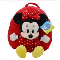 Lovely Disney Kids School Backpacks Minnie Mouse School Bag for Baby Girl Manufactures