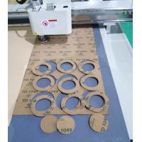 Cork Gasket Production CNC Cutting Equipment Sample Making Machine Manufactures