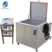 Automotive Industrial Ultrasonic Cleaner Cylinder Head Radiator Parts Cleaning Manufactures