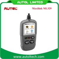 China Autel Ml329 Obd2 Scanner Obd2 Scan Tool Including All Function Of Autel Autolink Al319 on sale