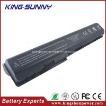 Manufacturer 14.4V 6600mAh Laptop battery for HP Pavilion DV7 DV7T DV7Z Manufactures