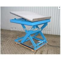 3 - 5ton Hydraulic scissor lift platform 0.5ton  for granary , bus / railway stations Manufactures