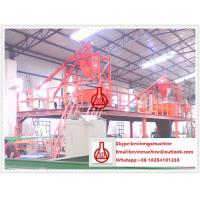 4 - 30 mm Thickness Wall Panel Manufacturing Equipmentfor External Inner Decoration Manufactures