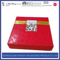 China Light Weight Luxury Gift Boxes With Lids Art Paper Materials Eco Friendly on sale