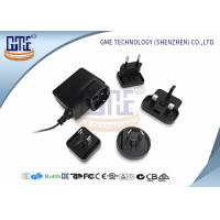 Glucose Meter Interchangeable Plug Power Adapter 6v 250mA Max Input Current Manufactures