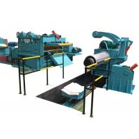Full Automatic Cut To Length Line Machine For Transformer Core 380V 50Hz Manufactures