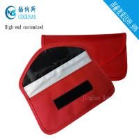 Radiation Shield  RFID Travel Bags For Cell Phone Signal Blocking Manufactures