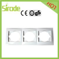 Wall Triple Three Gang Switch Faceplate Wall European Standard Manufactures
