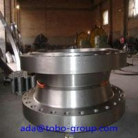 Forged Stainless Steel Flanges And Fittings Carbon Steel Pipe Flanges ASME B16.5 Manufactures