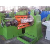China Mechanical Slitting Line Machine With 800mm Width For Steel Plate on sale