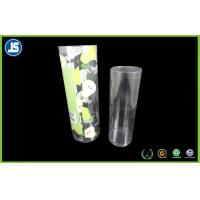 Eco-friendly Plastic Candy Tube Packaging PP For Jewelry , Silk Screen Printing Manufactures