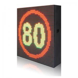 LED Traffic Digital Aluminum Speed Limit Sign Manufactures